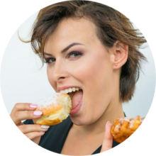 Jak przestać podjadać